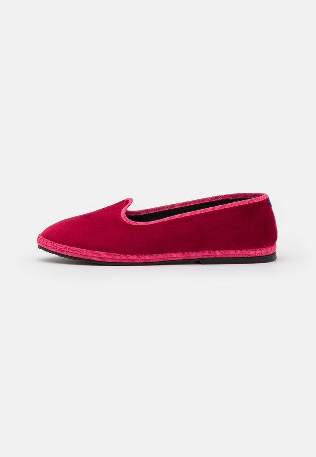 FURLANES - Pantoffels - red fuchsia
