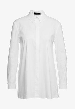 BELLE LOVELY BLOUSE - Button-down blouse - white