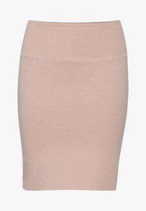 Pencil skirt - misty rose