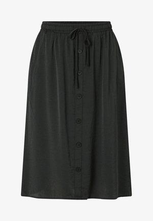 MEGAN - A-line skirt - schwarz