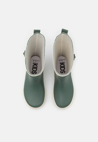 Cotton On - FASHION GOLLY UNISEX - Kumisaappaat - swag green/ecru - 3