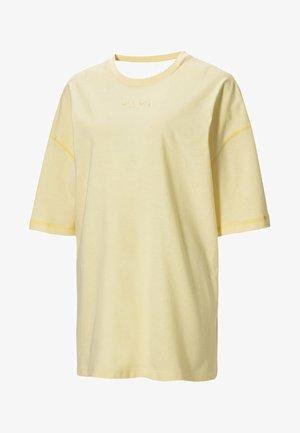 Longsleeve - mellow yellow