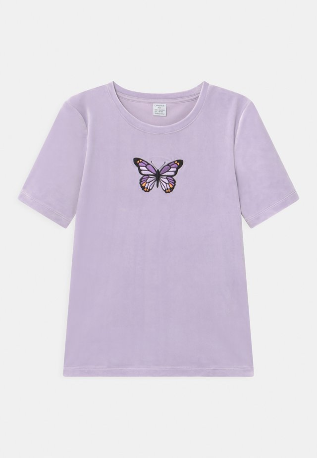 VIOLA - T-shirts print - light lilac