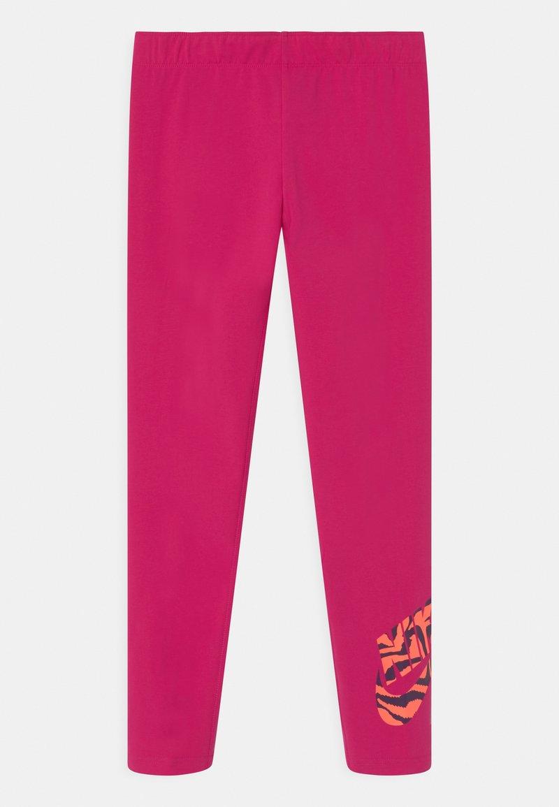 Nike Sportswear - FAVORITES FILL - Leggings - fireberry