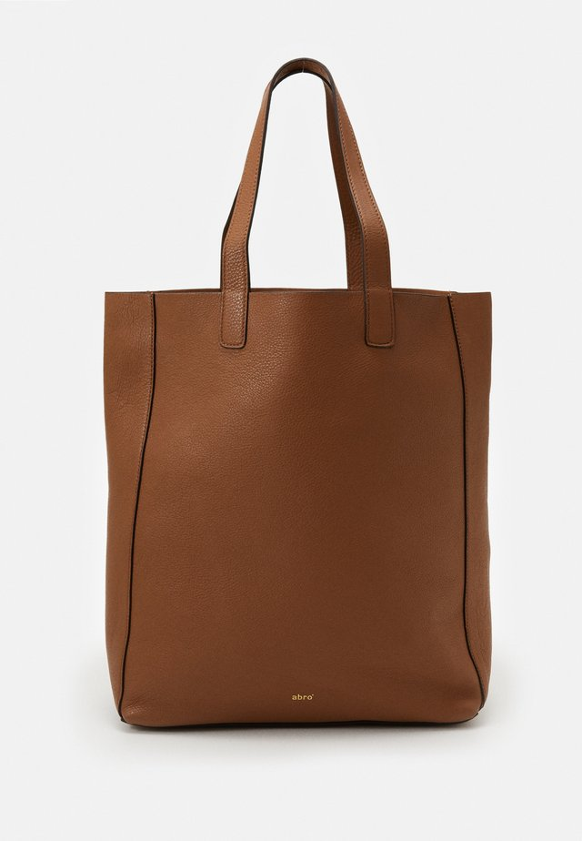 Shopping bags - caramel