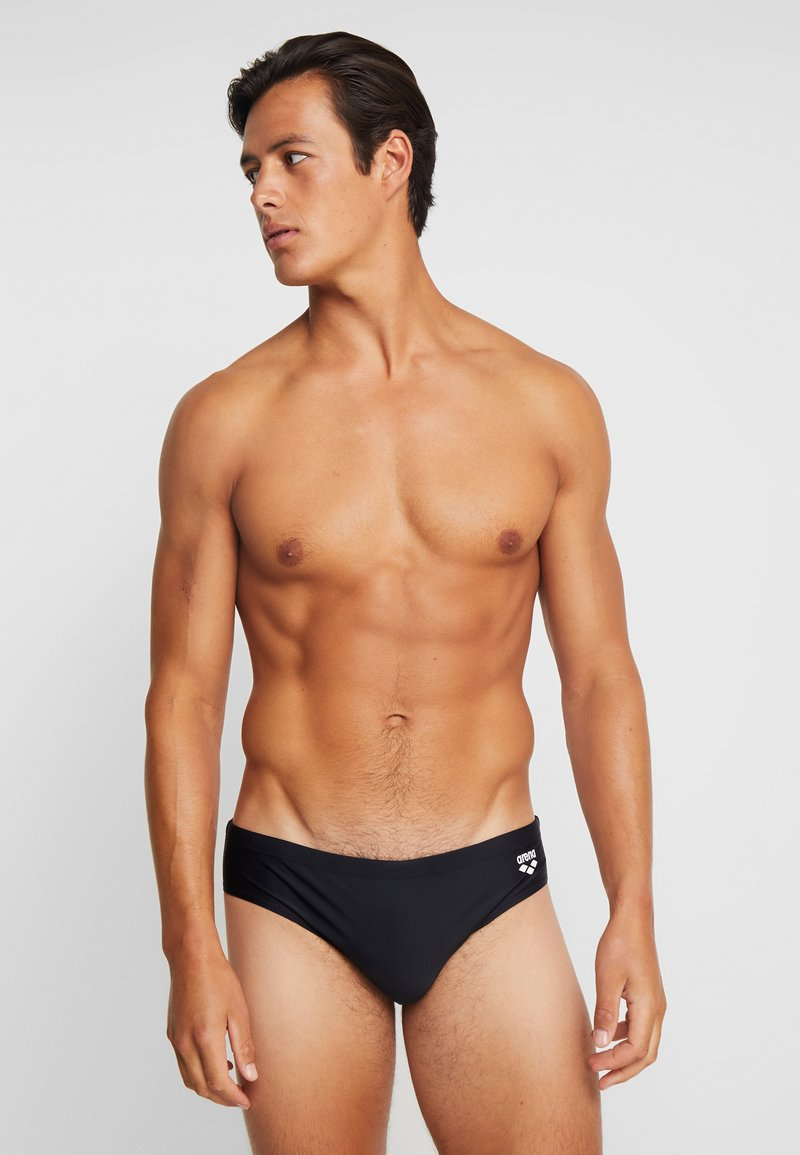 Arena - DYNAMO BRIEF - Swimming briefs - black