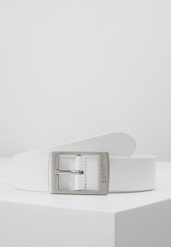 XOCTAVIA - Ceinture - white