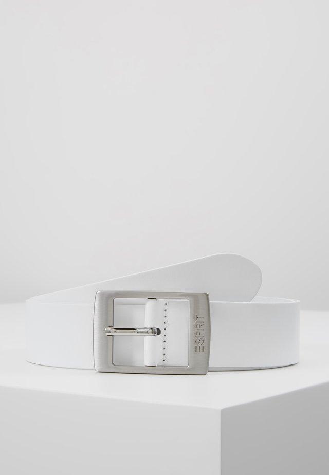 XOCTAVIA - Belt - white