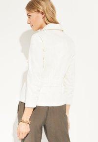 comma - Summer jacket - white - 2