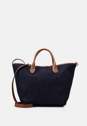 OPEN TOTE MEDIUM - Handbag - indigo blue