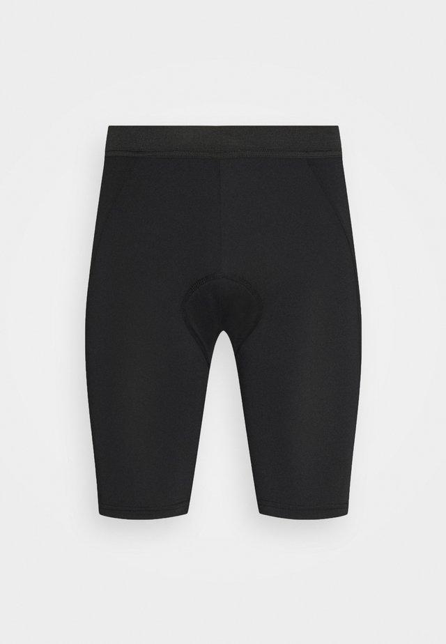 RUOVE - Sports shorts - black