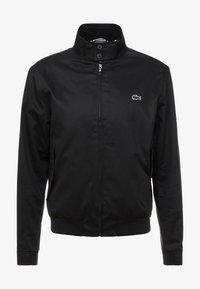Lacoste - Lehká bunda - black - 5