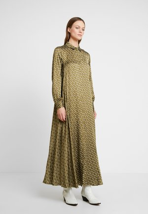 PATIENCE DRESS - Maxi dress - army
