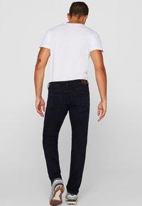 Esprit - Straight leg jeans - dark blue - 2