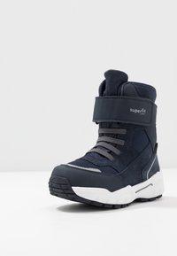 Superfit - CULUSUK - Zimní obuv - blau/grün - 2