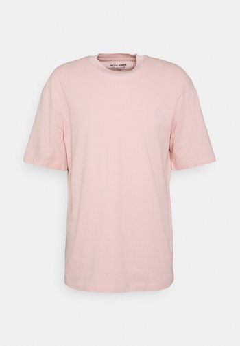 JORBRINK TEE CREW NECK - Basic T-shirt - peachskin
