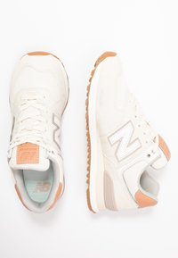New Balance - WL574 - Sneakers - offwhite - 3