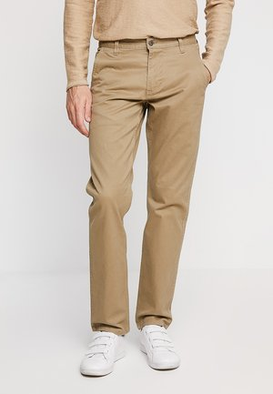 ALPHA ORIGINAL - Chinos - new british khaki core