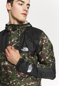 The North Face - SEASONAL MOUNTAIN  - Windbreaker - olive - 5