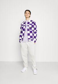 Quiksilver - CHECK OUT - Longsleeve - pastel lilac - 1