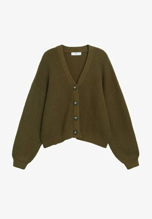 GRAPE - Cardigan - khaki
