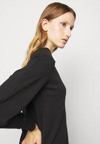 Progetto Quid - PICASSO - Stickad tröja - black - 3