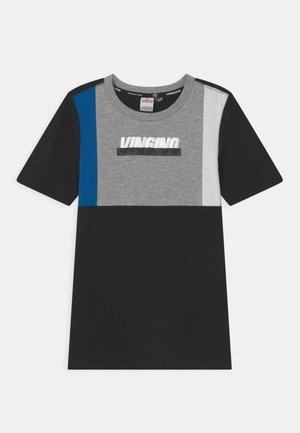 HANNOW - T-shirt imprimé - admiral blue