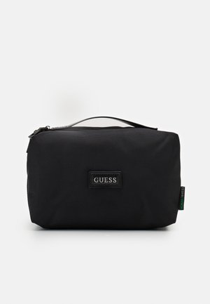 MASSA TRAVEL BEAUTY - Wash bag - black