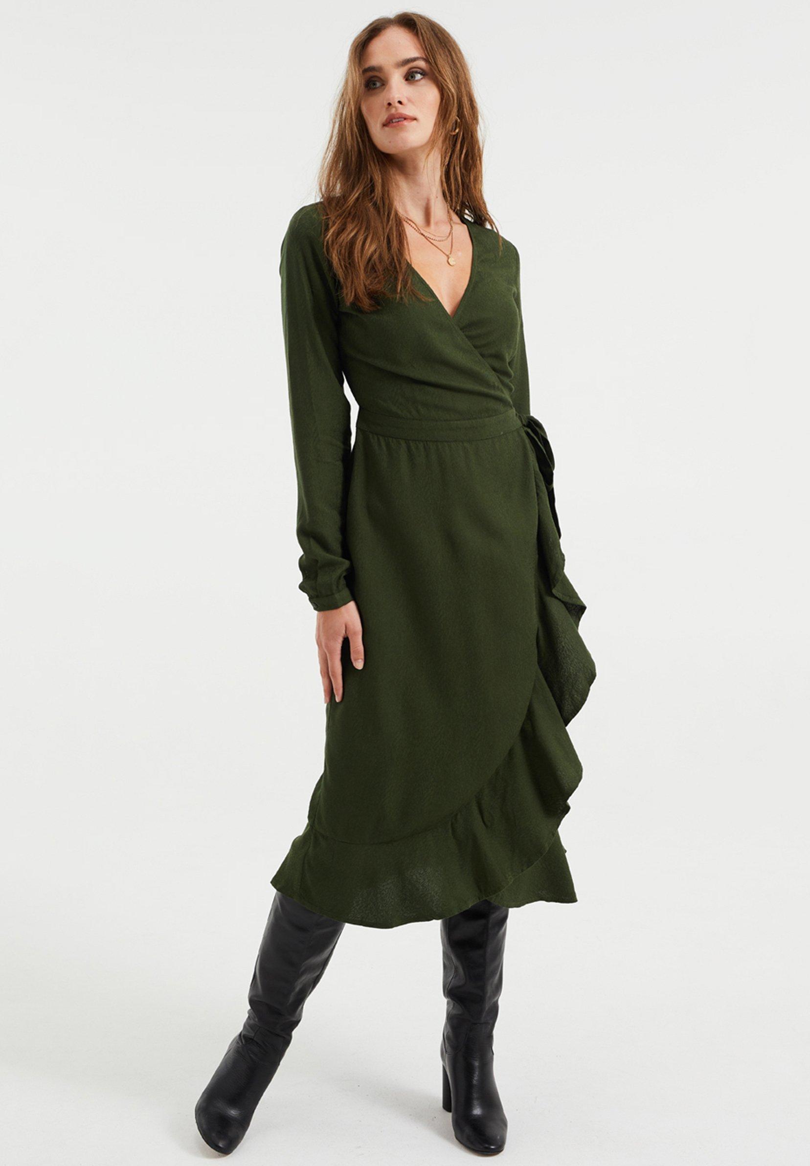 Mujer MET VOLANT. - Vestido informal