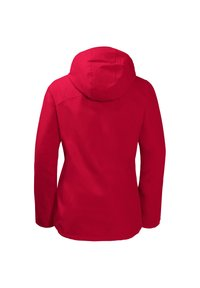 Jack Wolfskin - Hardshell jacket - clear red - 1