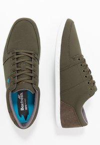 Boxfresh - SPENCER - Sneakers laag - khaki - 1