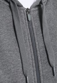 Lacoste - CLASSIC HOODIE - Zip-up hoodie - pitch chine/graphite sombre - 4