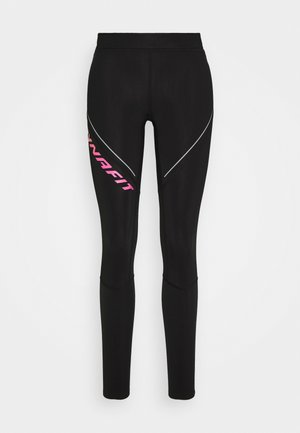 WINTER RUNNING  - Leggings - black out