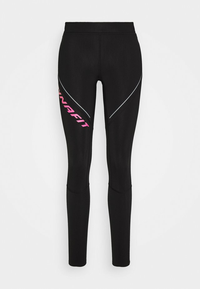 WINTER RUNNING  - Collants - black out