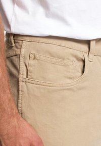 Quiksilver - KRANDY - Trousers - brown - 5