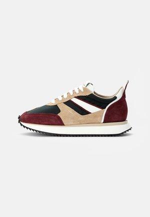 Sneakersy niskie - cream multi