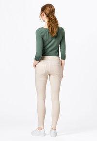 HALLHUBER - Jeans Skinny Fit - creme - 2