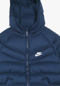 Nike Sportswear - JACKET FILLED - Vinterjakke - midnight navy/white - 3
