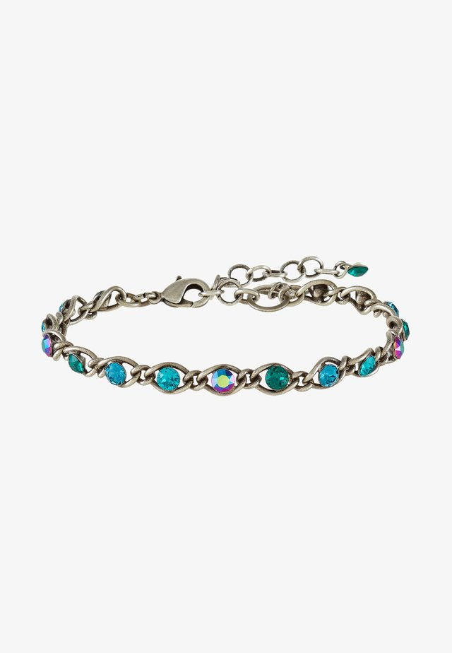 MAGIC FIREBALL - Bracelet - blue/green