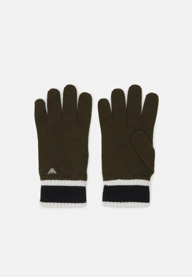UNISEX - Gloves - khaki