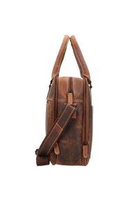 Jack Kinsky - BALTIMORE - Briefcase - cognac - 3