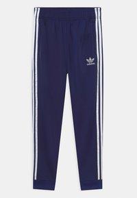 adidas Originals - UNISEX - Pantalon de survêtement - night sky/white - 0