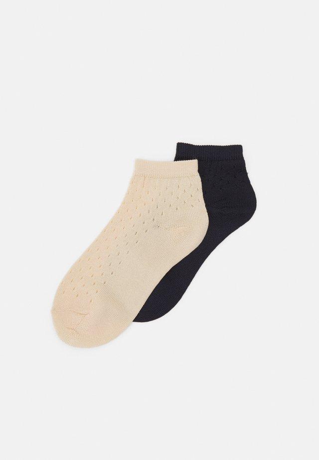 MIX SOCK 2 PACK - Ponožky - nightsky/dustypink