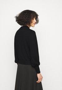 Bruuns Bazaar - ANEMONE PRATO CARDIGAN - Cardigan - black - 2