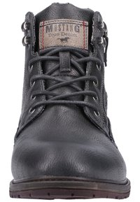 Mustang - Lace-up ankle boots - graphite - 2