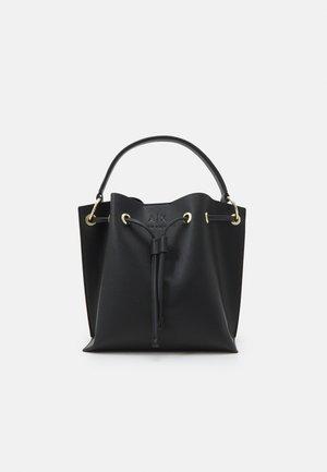 BIG BUCKET WOMANS BIG BUCKET - Handbag - nero/black