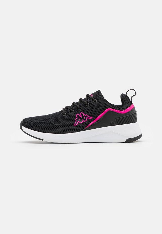 DAROU - Sportovní boty - black/pink