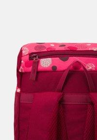 Vaude - PUCK 14 UNISEX - Rucksack - bright pink/cranberry - 6