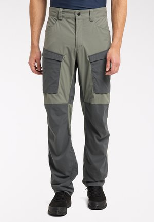 Outdoor trousers - lite beluga/magnetite