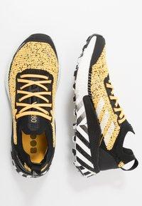 adidas Performance - TERREX TWO ULTRA PARLEY - Løbesko trail - solar gold/core black/footwear white - 1